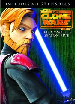 Зоряні Війни: Війни клонів (Сезон 5)