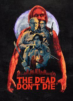 Мертві не помирають