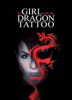 Дівчина з татуюванням дракона
