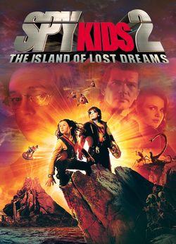 Діти шпигунів 2: Острів загублених мрій