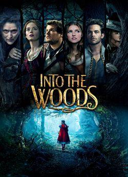 У темному-темному лісі