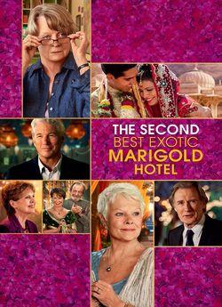 Другий, найкращий екзотичний готель «Меріголд»