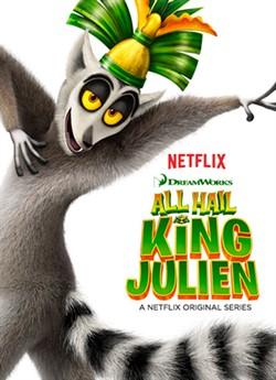 Король Джуліан (Сезон 1)