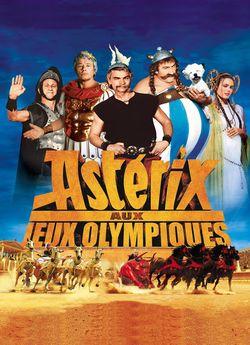 Астерікс на Олімпійських іграх