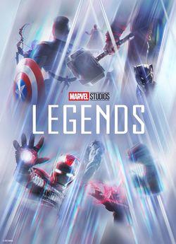 Marvel Studios: Легенди