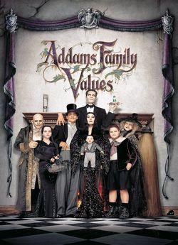 Моральні цінності сімейки Адамсів