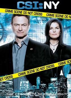 CSI: Місце злочину Нью-Йорк (Сезон 8)