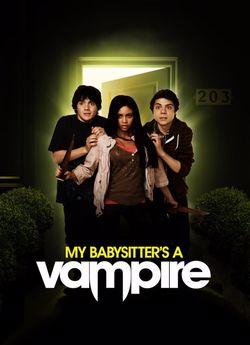 Моя няня — вампір