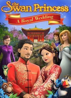 Принцеса Лебідь: Королівське весілля