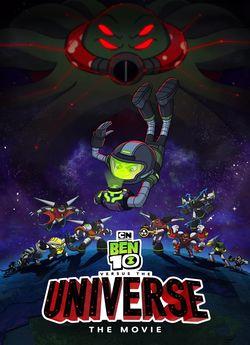 Бен 10 проти Всесвіту: Фільм