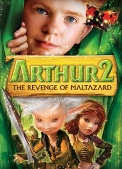 Артур та помста Вурдалака