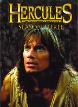 Геркулес: Легендарні Подорожі (Сезон 3)