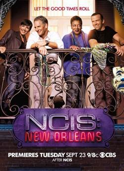 NCIS: Морська поліція. Новий Орлеан