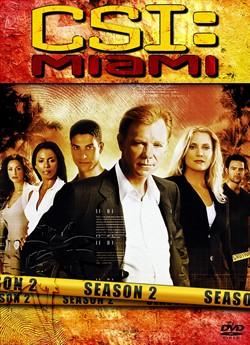 CSI: Місце Злочину Маямі (Сезон 2)
