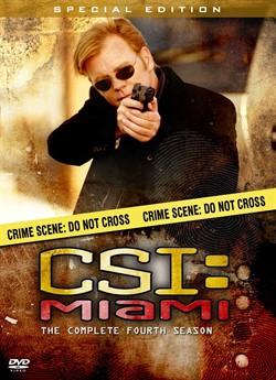 CSI: Місце Злочину Маямі (Сезон 4)